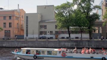 Трамвайная подстанция № 11, набережная реки Фонтанки, 3а
