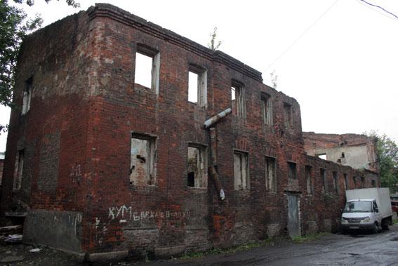 Улица Красного Текстильщика, 13, корпус 4