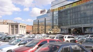 Сенная площадь, вестибюль станции метро Спасская