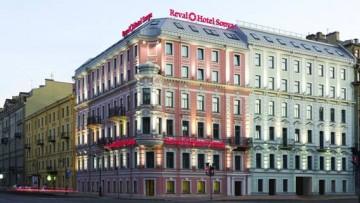 Гостиница Reval Hotel Sonya на Литейном проспекте, 5, улица Чайковского, 19