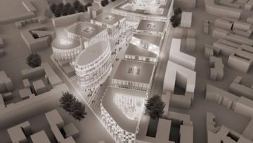 Невская ратуша, проект