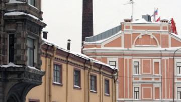 Труба Любовь Невской мануфактуры, Прядильно-ниточного комбината