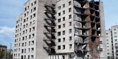 Двинская улица, 8, корпус 3, рухнувшее общежитие