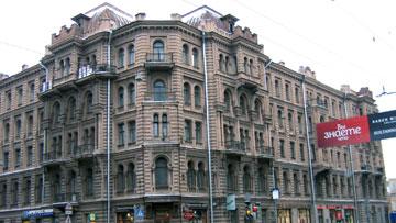 Дом Мурузи, Литейный проспект, 24