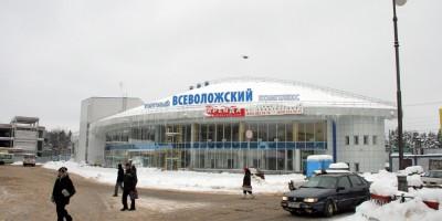 Торговый центр Всеволожский во Всеволожске