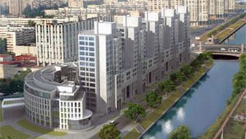 Проект жилого комплекса на улице Беринга, 29