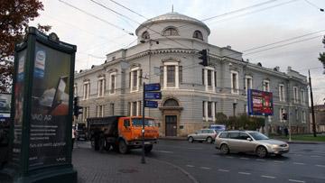 Военно-медицинская академия на Загородном проспекте, 47