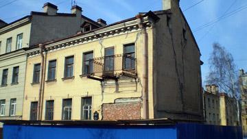 Дом крестьянина Пальгунова