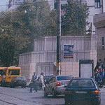 Строительство торгового центра у «Чкаловской»