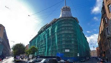 Дом ленинградской торговли на Большой Конюшенной улице, 21–23