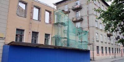 Дом Пальгунова на 16-й линии Васильевского острова, 67