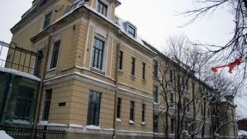 больницы общины сестер милосердия святого Георгия, расположенной на Оренбургской улице, 4