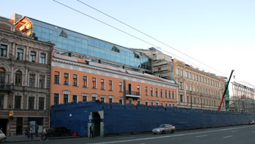 Невский центр, Стокманн, Невский проспект, 114-116
