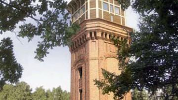Водонапорная башня Зеленой волны