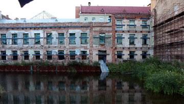Строительство гостиницы на месте Пробирной палаты на канале Грибоедова