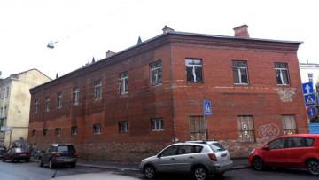 Ветеринарная клиника на Коломенской улице, 45