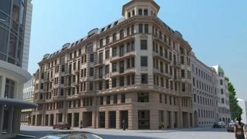 Стремянная улица, 15, Поварской переулок, 1, проект жилого дома, здания