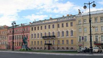 Дом Трезини, проект реконструкции