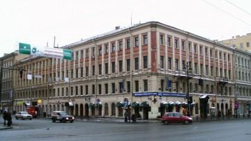 Невский проспект, 71, улица Марата, 1