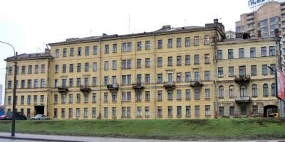Свердловская набережная, 56-58