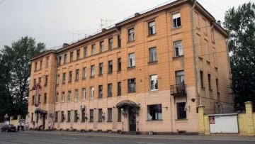 Бывший служебный жилой дом Василеостровского трамвайного парка на Среднем проспекте, 79, корпус 1, литера Б