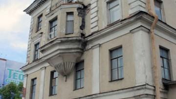 Казарма рабочих Охтинской бумагопрядильной мануфактуры на Свердловской набережной, 46