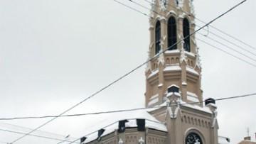 Собор Святого Михаила на Среднем проспекте Васильевского острова