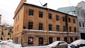 Дом на 4-й Советской утратил ценность