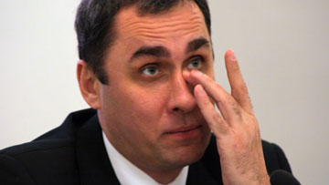 Вице-губернатор Роман Филимонов