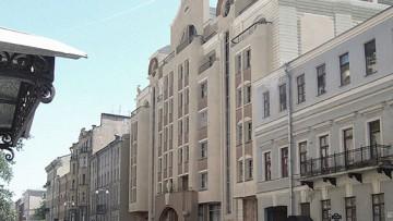4-я Советская улица, 9, проект жилого дома