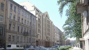 Проект строительства жилого дома на 4-й Советской улице, 9