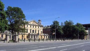 Дача Кушелевых-Безбородко на Свердловской набережной, 40