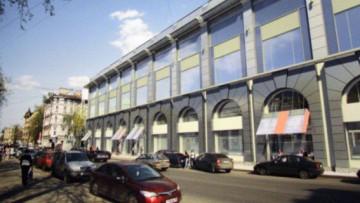 Проект реконструкции торгового центра Чкаловский на Большой Разночинной улице