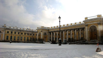 Александровский дворец в Пушкине, Царском Селе