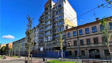 Улица Черняховского, 25