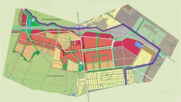 Поселок Новоселье, генеральный план