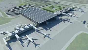 Проект реконструкции аэропорта Пулково