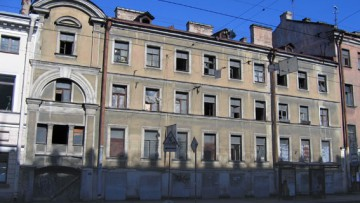 Дом Цезаря Кавоса на Садовой улице, 73