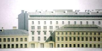 Дома Степанова и Копейкиной, улица Константина Заслонова, 8, проект гостиницы