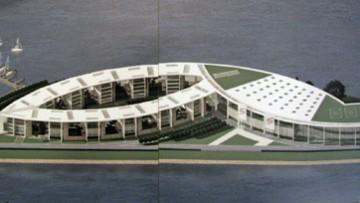 Спортивный комплекс клуба дзюдо Явара-Нева на Бычьем острове