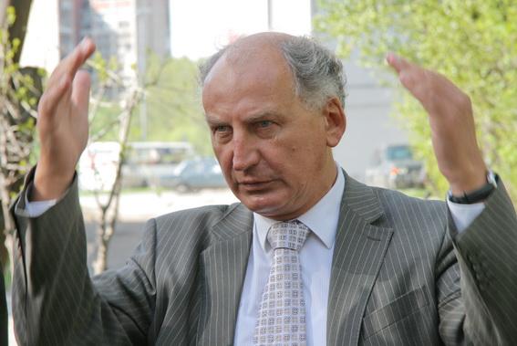 Георгий Мещеряков, глава администрации Красногвардейского района Санкт-Петербурга