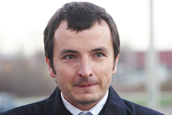 Терентий Мещеряков, глава администрации Фрунзенского района Санкт-Петербурга