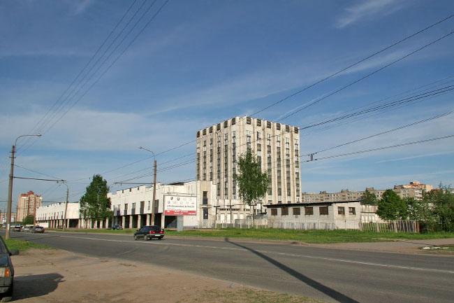 НИИ скорой помощи имени Джанелидзе в Купчине