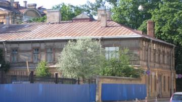 Дом купца Пастухова на улице Михайлова, 2