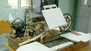 Телеграф, музей «Императорская телеграфная станция»
