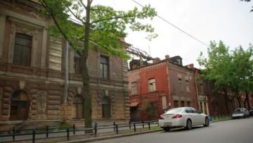Сталепрокатный завод, Красный гвоздильщик на 25-й линии фабрика Феликса Шопена