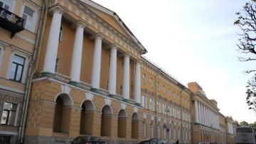 Здание Ленэнерго, казарм Павловского полка на Марсовом поле