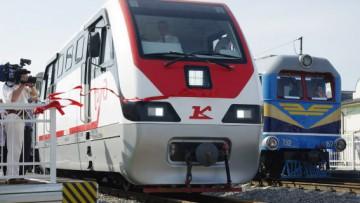 Поезд Малой Октябрьской железной дороги