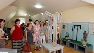 Экспонат музея «Императорская телеграфная станция»