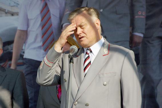 Якунин Владимир Иванович, президент ОАО «Российские железные дороги»